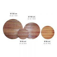 Gartentisch rund, 120 cm Durchmesser Thumbnail