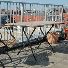Gartentisch, 130 x 75 cm Thumbnail