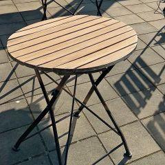 Gartentisch rund, 80 cm Durchmesser Thumbnail